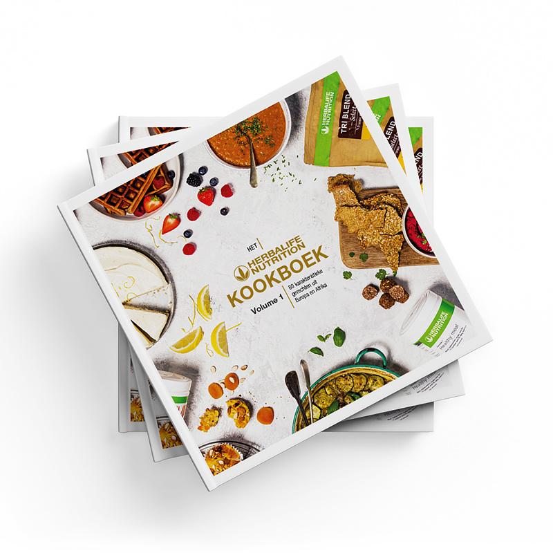 Herbalife kookboek 80 recepten