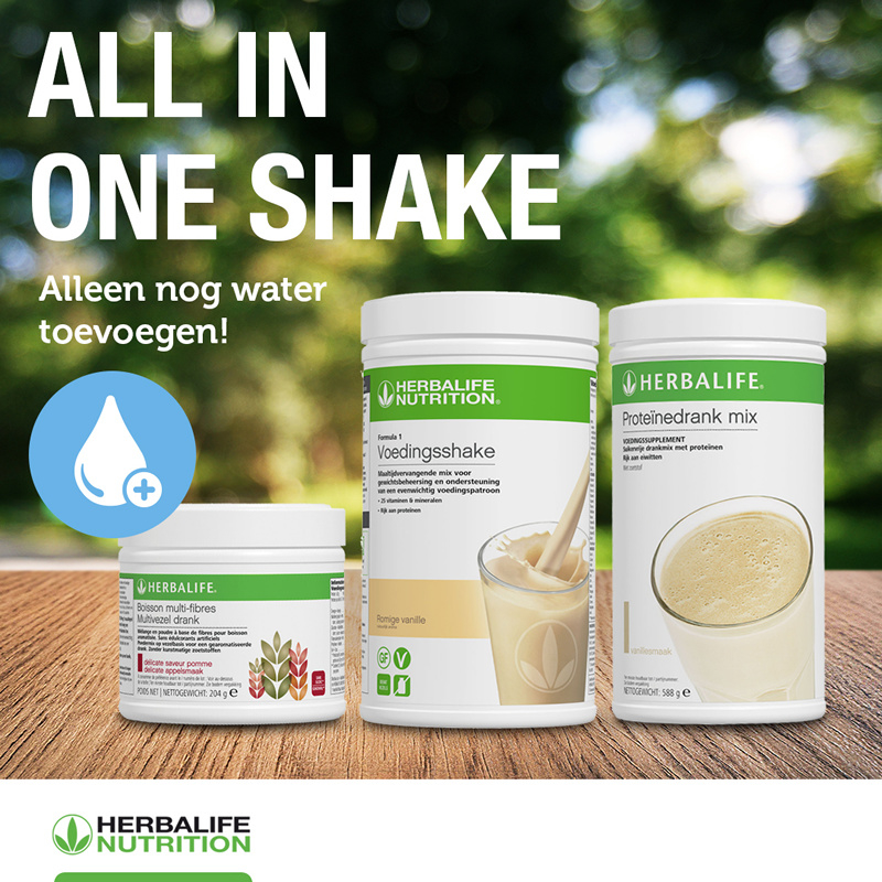 All-in-one-Shake