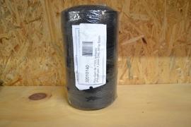 Polyetheleen koord 2mm zwart, ca 200 meter