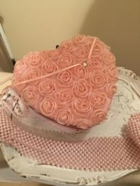 Roze hartendoos