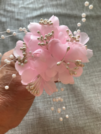 Zijde bloemen