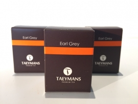 TAEYMANS PREMIUM TEA Earl Grey (48 doosjes - display)