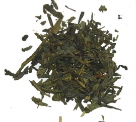 Sencha Vanilla Green Tea 250 gr