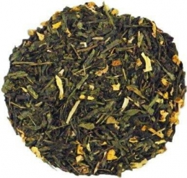 Sencha Mango Green Tea 250 gr
