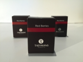 TAEYMANS PREMIUM TEA Red Berries (48 doosjes - display)