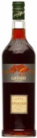 Chocolade siroop 1L Giffard