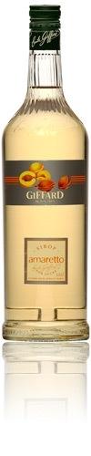 Amaretto siroop 1L Giffard