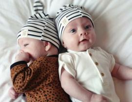 Knot Hat - Breton Stripes