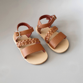 Mediterranean Sandals - Greek Goddess