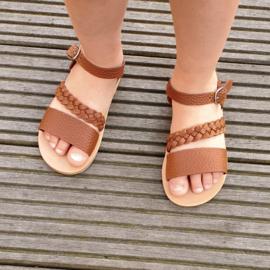 Mediterranean Sandals - Greek Goddess