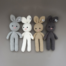 Crochet Bunny - Cotton