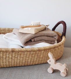 Baby Changing Basket - no. 01 - Neutral