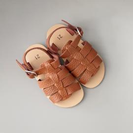 Mediterranean Sandals - Italian Style