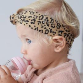 Knot Headband - Leopard