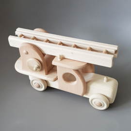 Wooden Toy - Fire Truck