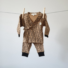 Baby - Lounge Wear Set - Leopard