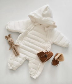 Snowsuit - Ivory