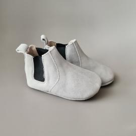Baby - Chelsea Booties - Grey Rocks!