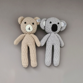 Crochet Cuddly Friends - Cotton - Set of 2