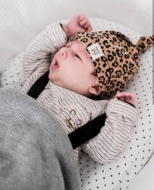 Knot Hat - Leopard