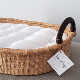 Baby Changing Basket - no. 01 - Neutral SOLD OUT
