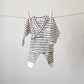 Baby - Lounge Wear Set - Breton Stripes