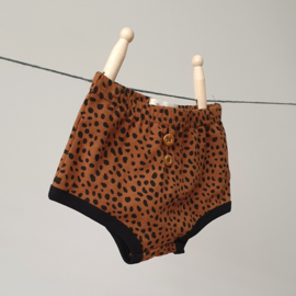 Bloomer - Brick Cheetah