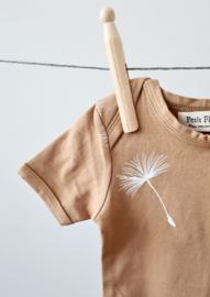Baby Bodysuit - Short Sleeves - Dandelion