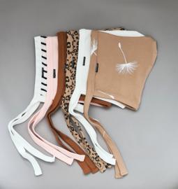 Baby Bonnet - Breton Stripes