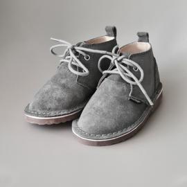 Toddlers - Desert Boots - Grey Rocks!