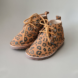 Toddlers - Desert Boots - Leopard is a Neutral