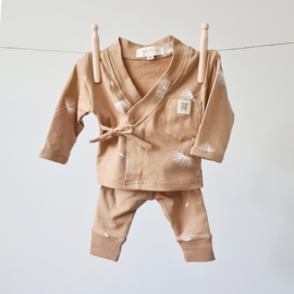 Baby - Lounge Wear Set - Dandelion