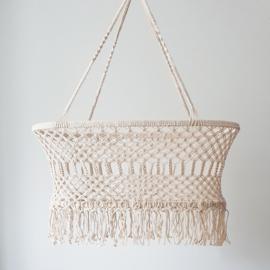 Hanging Bassinet - Bohemian Style