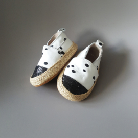 Baby - Leather Espadrilles - Dots & Sparkles