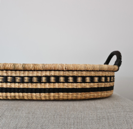 Baby Changing Basket - no. 11 - Black