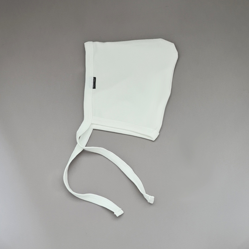 Baby Bonnet - Ivory