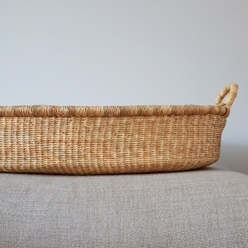 revendeur 03029 44c61 Baby Changing Basket - no. 02 - Neutral - Vegan SOLD OUT ...