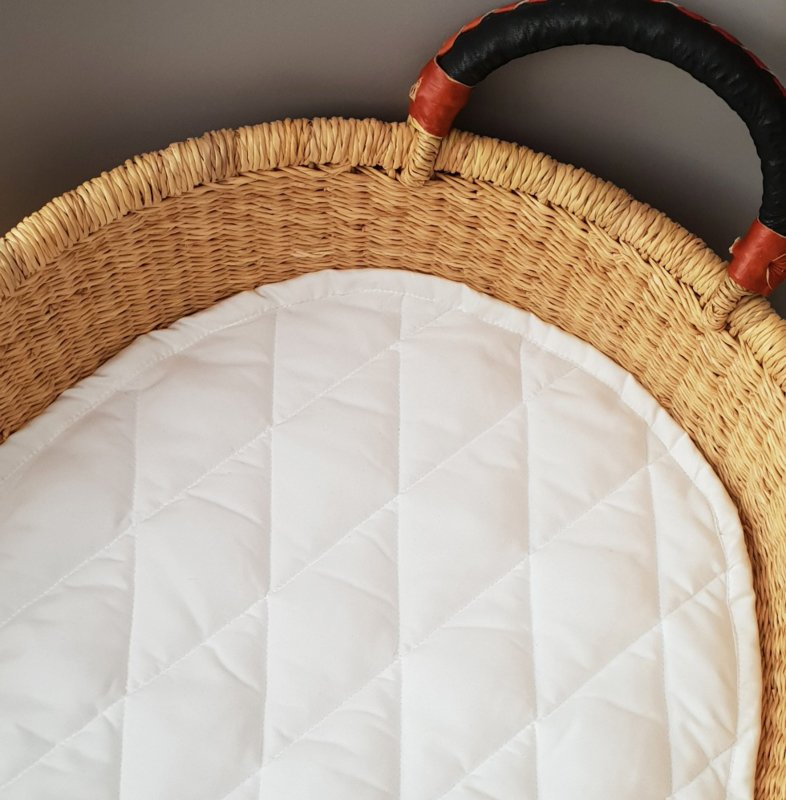Cotton Insert for Baby Changing Basket