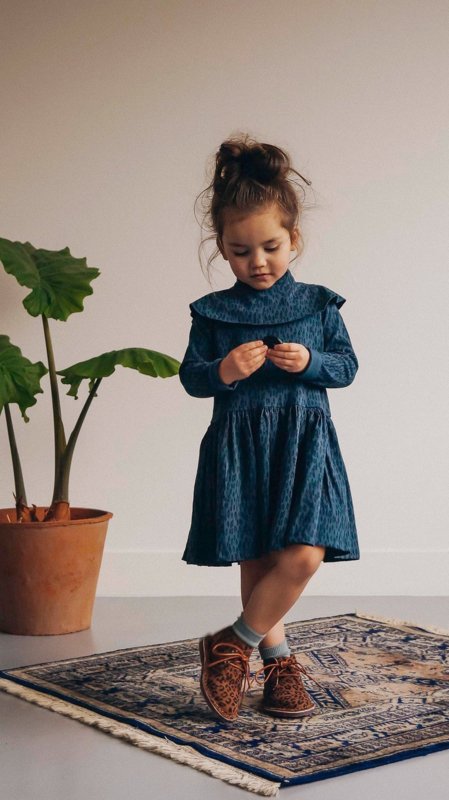 Toddlers - Desert Boots - Leopard is a