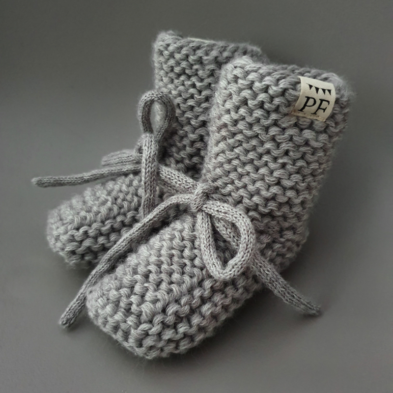 Newborn White Hand Crochet Cardigan With Matching Baby Booties Knit Wear Gift