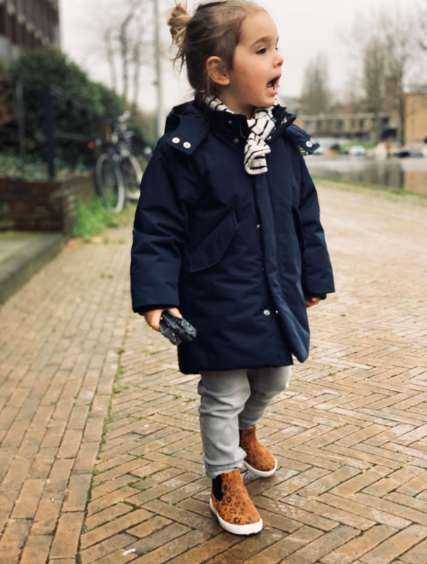 Toddlers/Kids - Chelsea Boots - Caramel