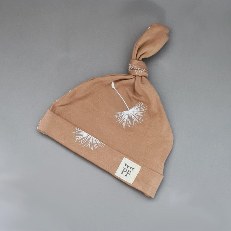Knot Hat - Dandelion