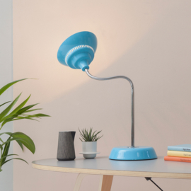 Waterquest tafellamp | Licht turquoise