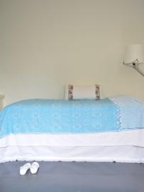 Ottomania | Sprei Turquoise 230x170 cm