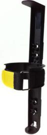 Houder voor Prymos spray brandblusser met sluitband