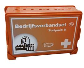 Toolpack B Verbandkoffer + wandhouder