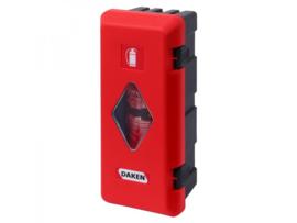 Daken® Brandblusserbox Ø170-190mm rood/zwart