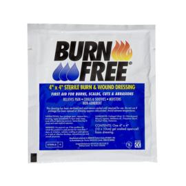Burnfree Burn Dressing 10 x 10 cm