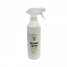 Desinfectie sprayflacon