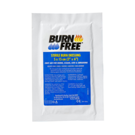 Burnfree Burn Dressing 5 x 15 cm